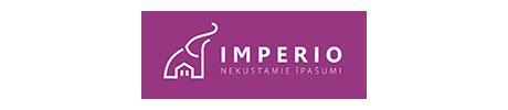 IMPERIO nekustamie īpašumi logo